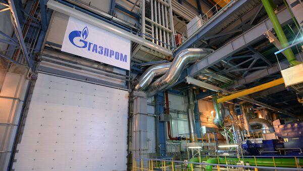 Gazprom elevó un 19,6% la exportación de gas entre enero y abril - Sputnik Mundo