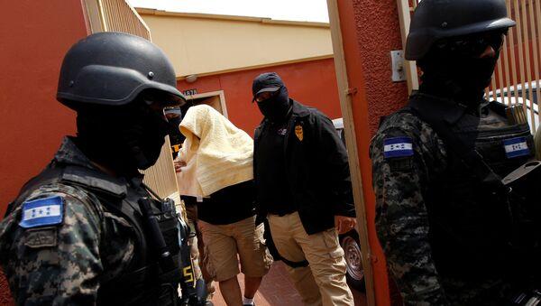Sospechoso del  asesinato de  Berta Cáceres - Sputnik Mundo