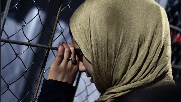Mujer siria (Archivo) - Sputnik Mundo