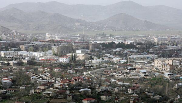 Región de Nagorno Karabaj - Sputnik Mundo