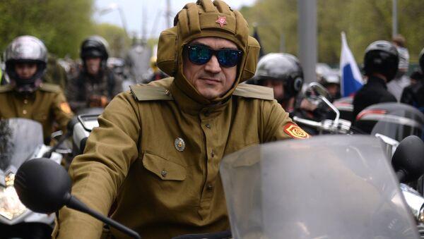 Comienza la temporada de motociclismo en Moscú - Sputnik Mundo