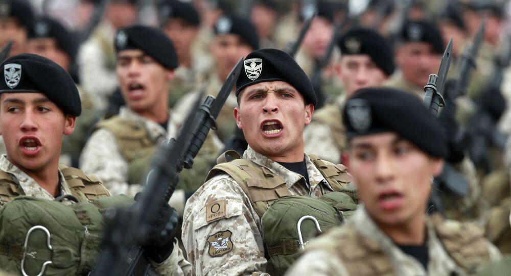 Ejército de Chile (archivo)