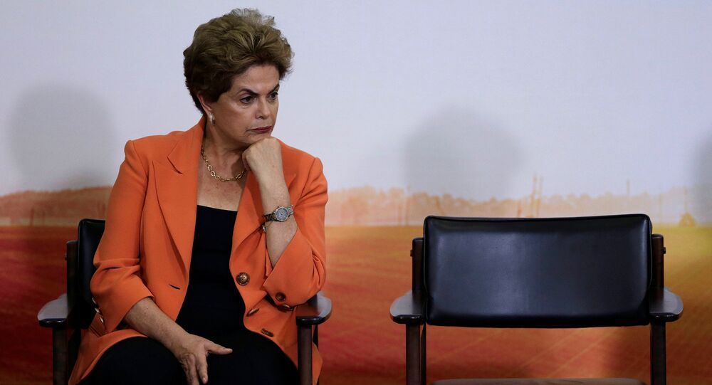 Dilma Rousseff, expresidente de Brasil
