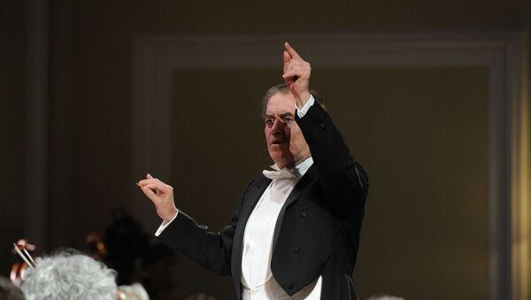 Valeri Guérguiev, dirigente de la Orquesta Sinfónica del Teatro Mariinski - Sputnik Mundo