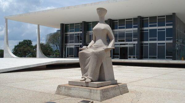 Tribunal Supremo Federal de Brasil (TSF) - Sputnik Mundo