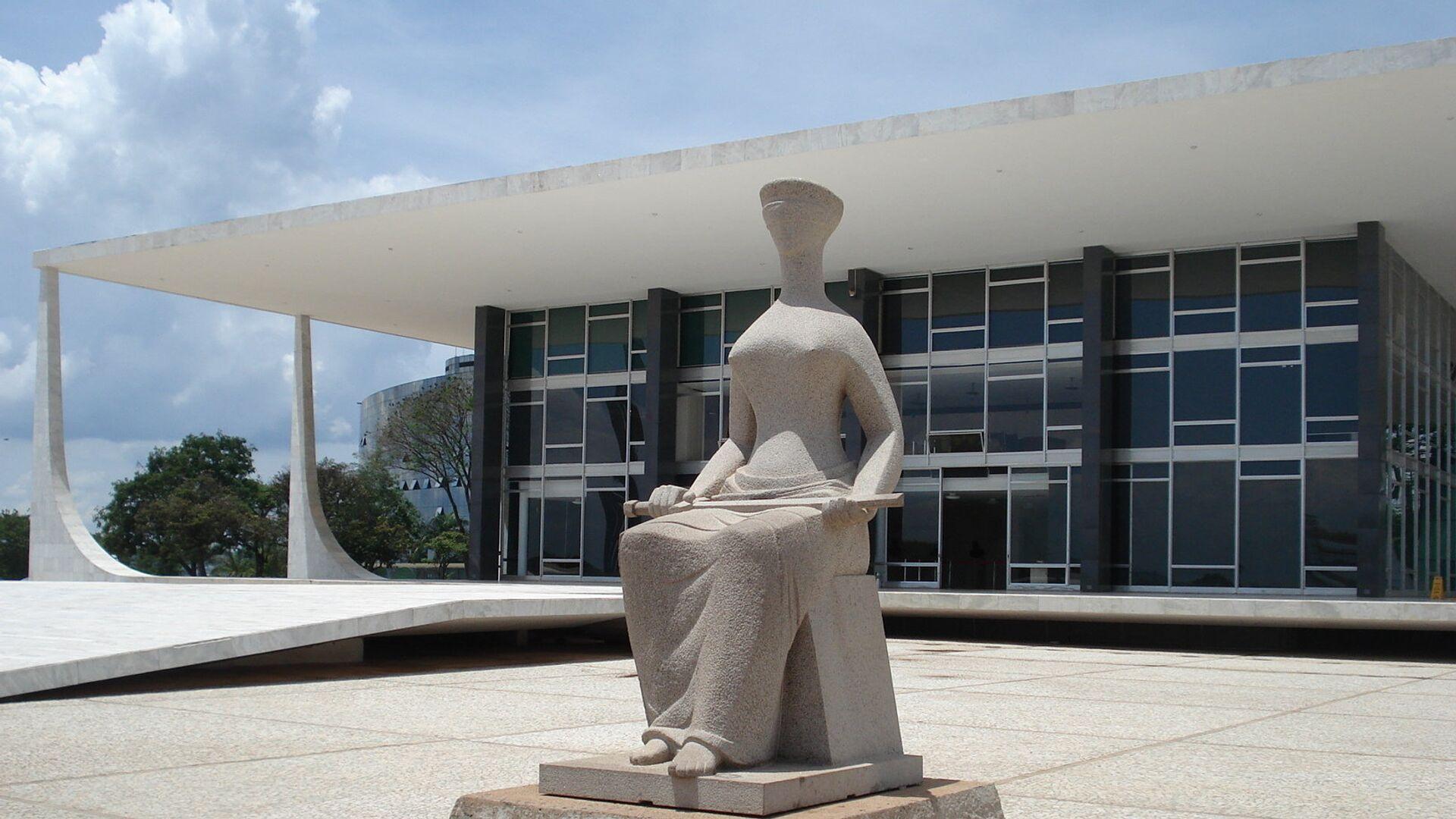 Tribunal Supremo Federal de Brasil (TSF) - Sputnik Mundo, 1920, 19.02.2021