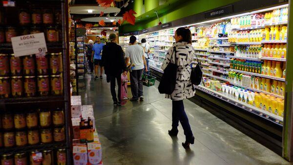 Supermercado - Sputnik Mundo