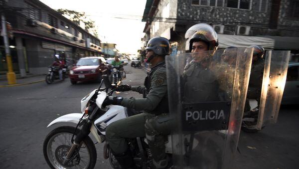 Guardia Nacional de Venezuela - Sputnik Mundo