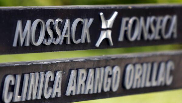 Mossack Fonseca - Sputnik Mundo