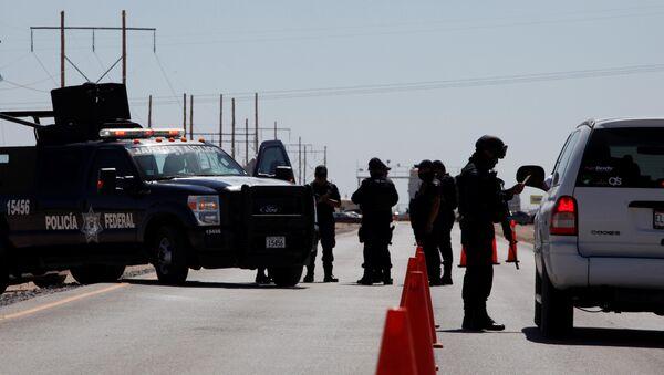 El 'Chapo' Guzmán trasladado a una prisión en el norte de México - Sputnik Mundo