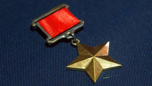 Estrella de Oro del Héroe de la Unión Soviética - Sputnik Mundo