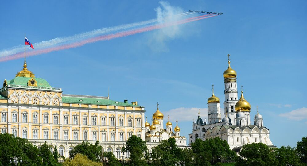 Desfile de la Victoria en Moscú