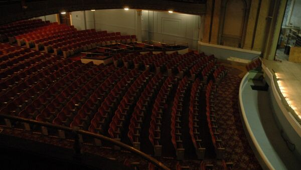 Teatro - Sputnik Mundo