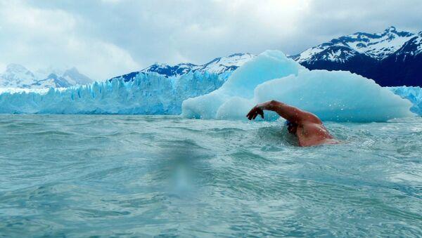 Matías Ola, nadador argentino - Sputnik Mundo