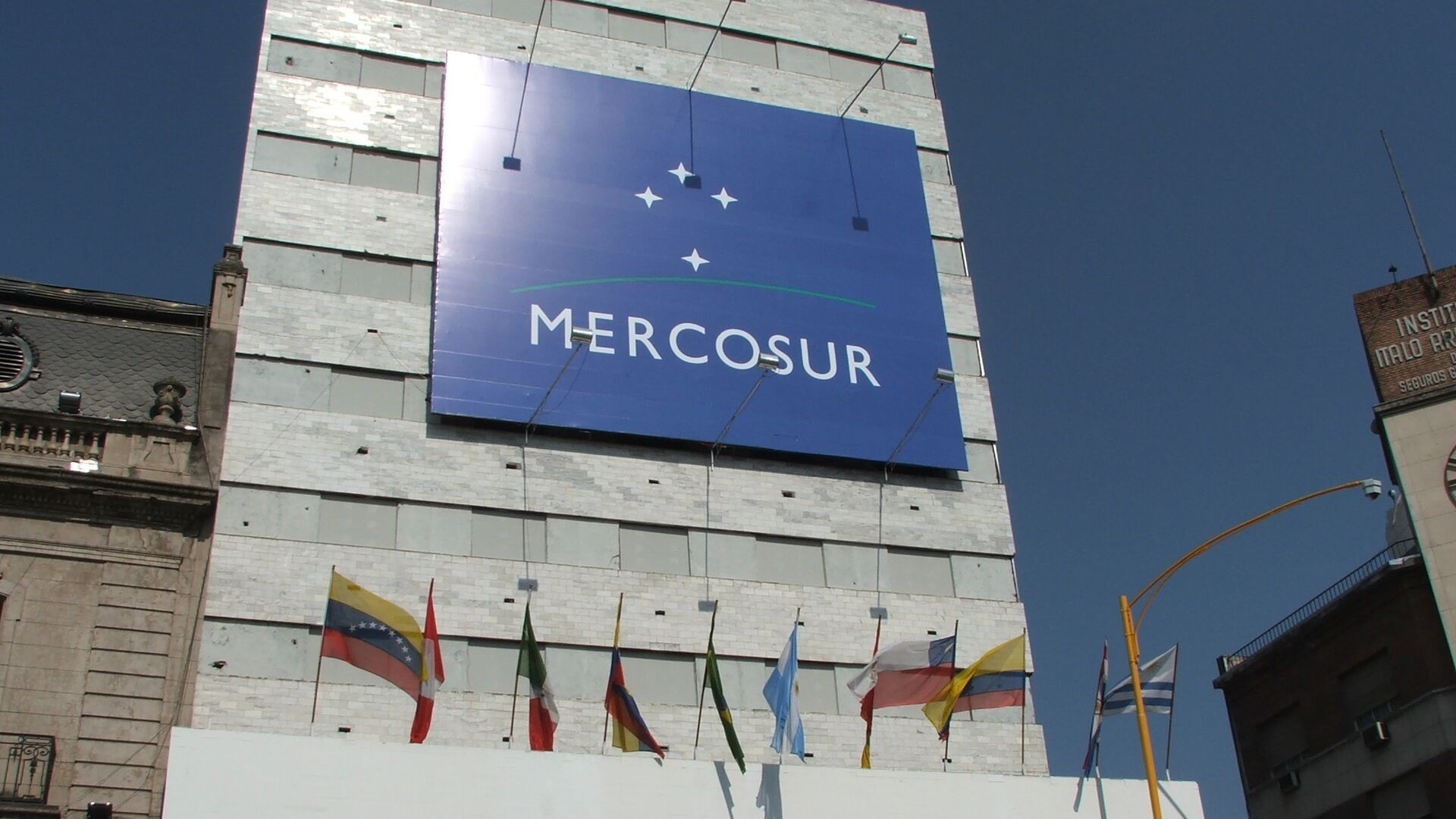 Sede del Mercosur - Sputnik Mundo, 1920, 27.05.2021