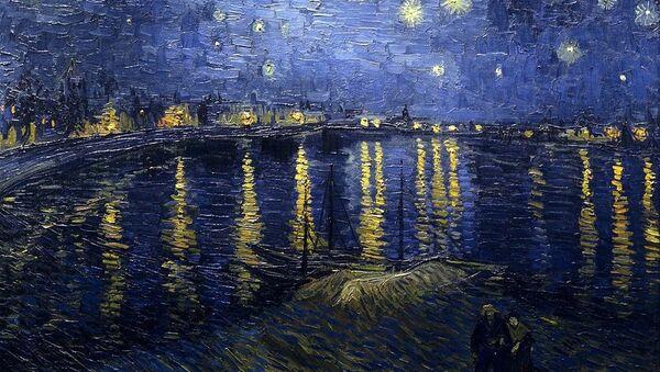 Una obra de Van Gogh - Sputnik Mundo