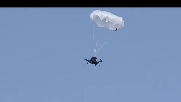 Un paracaídas para los drones - Sputnik Mundo