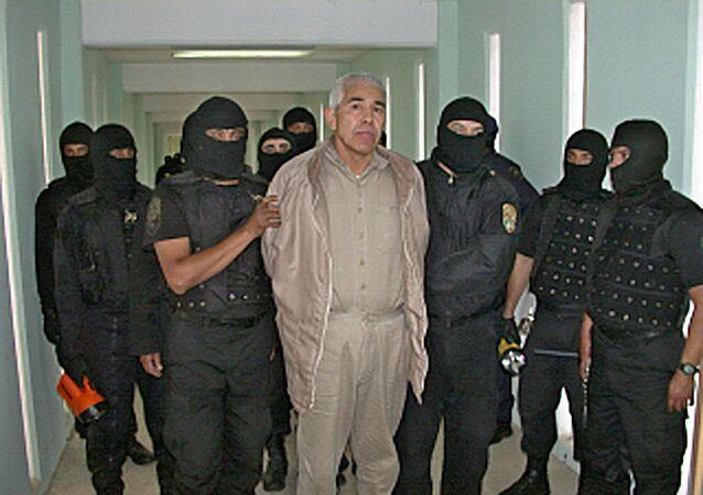 Rafael Caro Quintero, fundador de narcotraficante Cártel de Guadalajara
