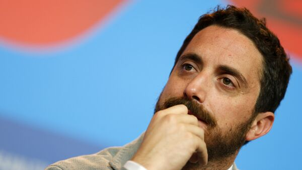 Pablo Larraín, director de cine - Sputnik Mundo