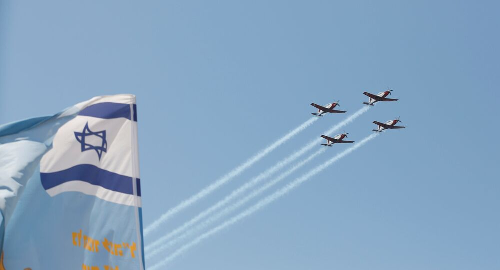 La celebración del Día de la Independencia en Israel