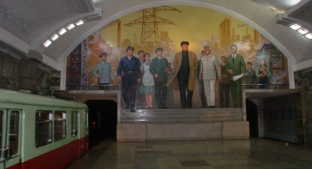 Metro de Pyongyang