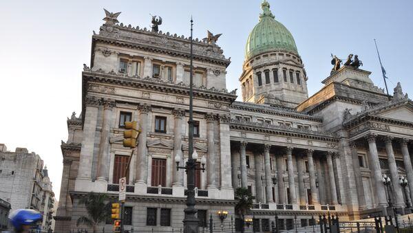 Congreso de la Nación Argentina - Sputnik Mundo