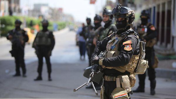 Fuerzas antiterroristas de Irak  - Sputnik Mundo