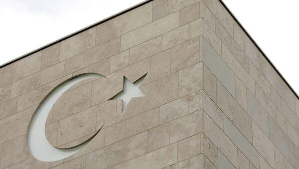 La embajada turca en Berlín - Sputnik Mundo