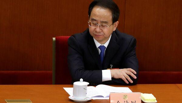 Ling Jihua, asesor del anterior presidente chino - Sputnik Mundo