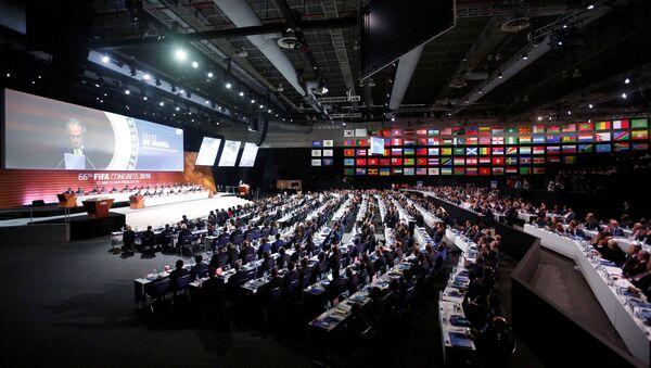 El Congreso de la FIFA - Sputnik Mundo