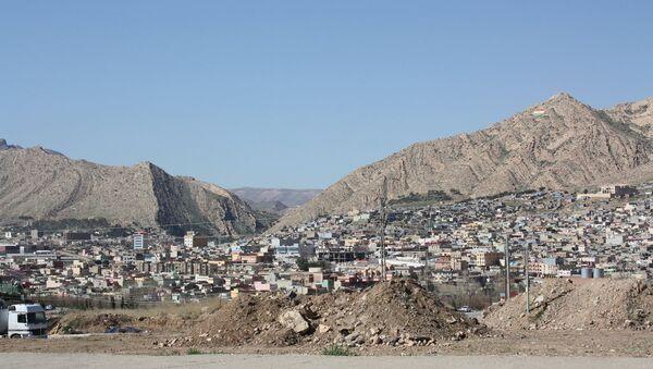 Ciudad de Duhok, Irak (archivo) - Sputnik Mundo