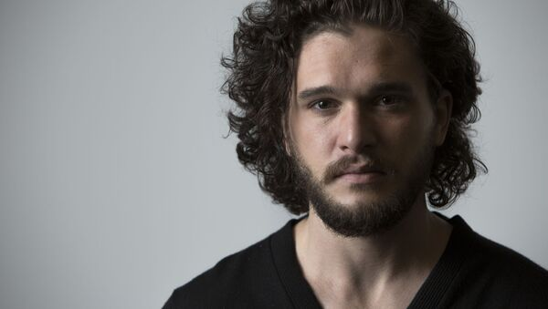 Kit Harington, actor británico - Sputnik Mundo