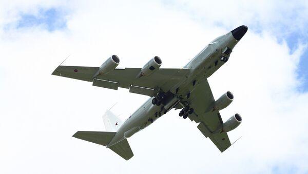 Avión de reconocimiento RC-135 - Sputnik Mundo