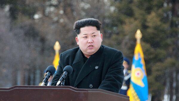 Kim Jong-un - Sputnik Mundo