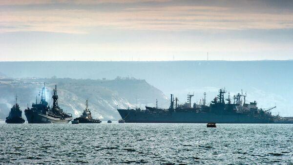 La Flota del Mar Negro - Sputnik Mundo