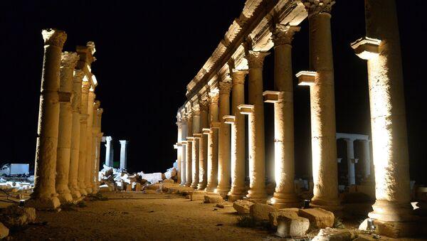 La antigua ciudad siria de Palmira - Sputnik Mundo