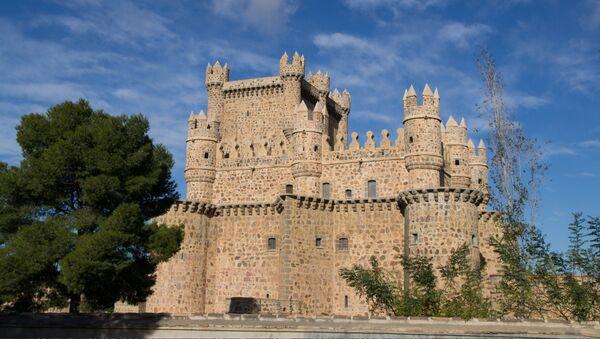 Castillo de Guadamur - Sputnik Mundo