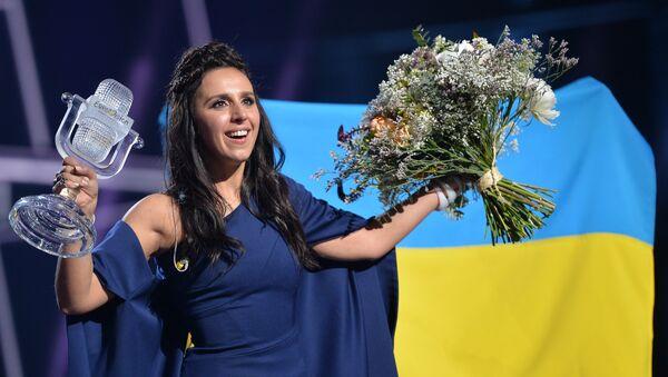 Jamala, ganadora del Eurovisión 2016 - Sputnik Mundo