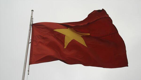 La bandera de Vietnam - Sputnik Mundo