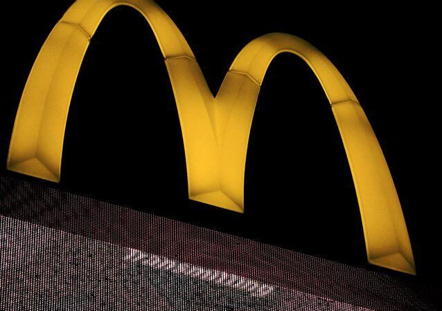 Logo de McDonald's