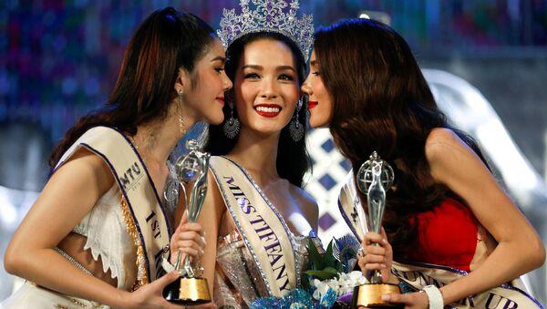 Miss Tiffany's Universe 2016: certamen de belleza transexual - Sputnik Mundo