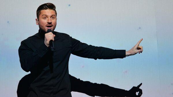 El сantante ruso Serguéi Lázarev en la Eurovisión 2016 - Sputnik Mundo