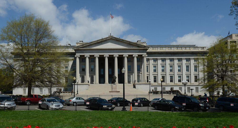 El Departamento del Tesoro de los Estados Unidos