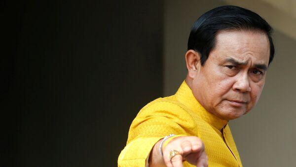 Prayuth Chan-Ocha, primer ministro de Tailandia - Sputnik Mundo