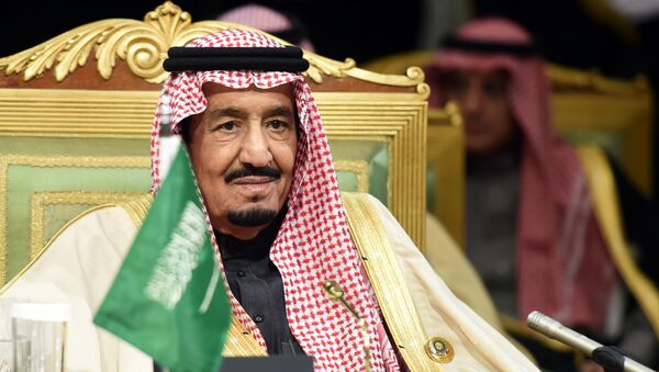 Salman bin Abdulaziz Al Saud, rey de Arabia Saudí - Sputnik Mundo