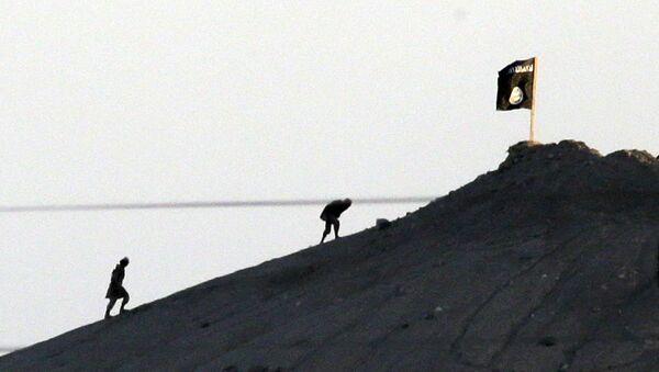 Radicales de Daesh - Sputnik Mundo