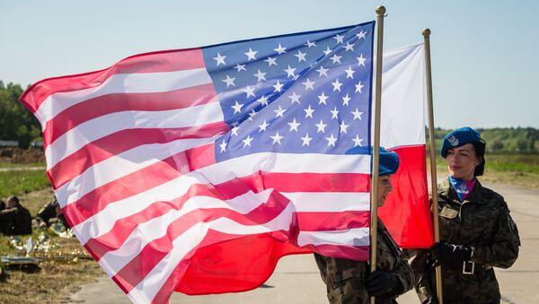 Inicio de las maniobras de la OTAN en Polonia - Sputnik Mundo
