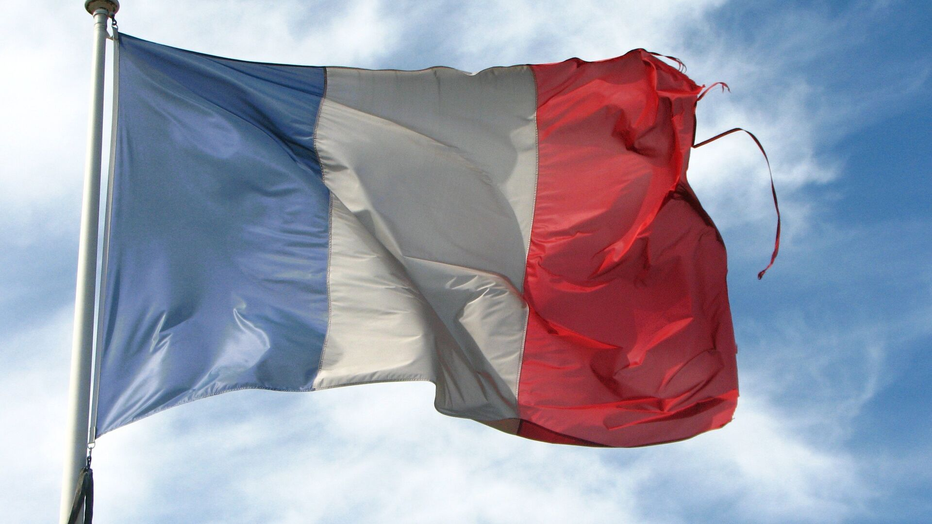 La bandera de Francia - Sputnik Mundo, 1920, 28.04.2021