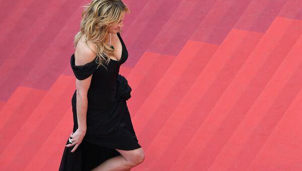 La actriz estadounidense Julia Roberts visita el estreno de Money Monster (archivo) - Sputnik Mundo