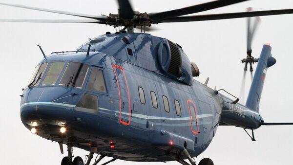 Helicóptero ruso Mi-38 - Sputnik Mundo